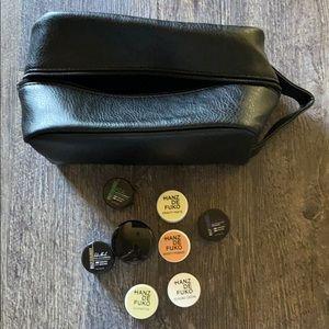New Men's Travel Toiletry Bag House 99